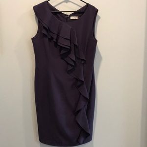 Calvin Klein dress in new condition size 14